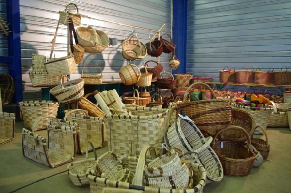 Jean-Marc Moluçon Le marché dans la grange